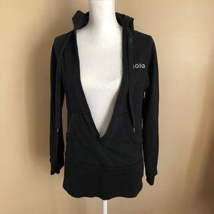 BCBGMaxAzria | Sweatshirt-Look Top  M
